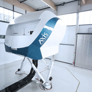 Axis Flight Training Systems Gmbh commence building ATR72-600