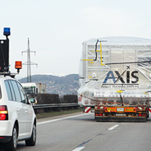 AXIS delivers AXIS ATR 42-300/72-500 Level C/D FFS