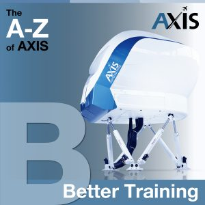 The A to Z of AXIS – B for Better Training