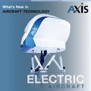 What's new in aircraft technology? Part two – the electric revolution.
