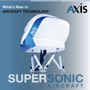 What's new in aircraft technology?  Part one – bringing back supersonic.