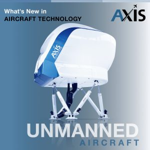 What's new in aircraft technology?  Part three – the excitement of unmanned flight.