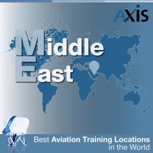 Best aviation training locations in the world: Spotlight on the Middle East